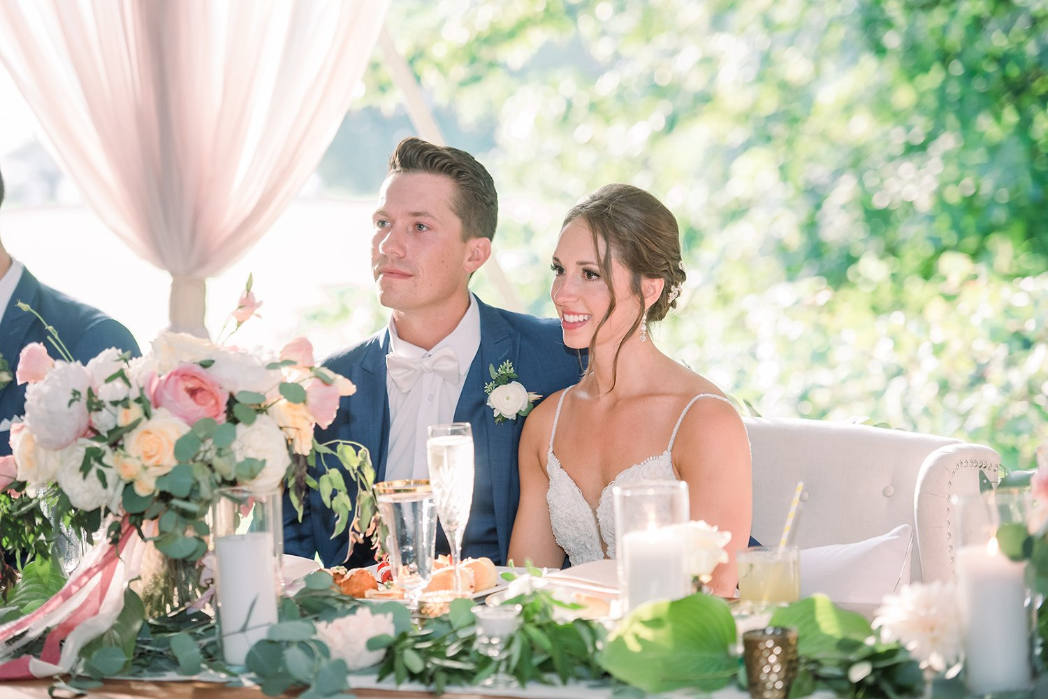 Adrienne Rose Productions Ruffles and Tweed Wedding Planner